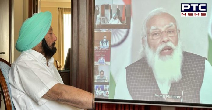 Coronavirus second peak in Punjab, Captain says formulating strict policy
