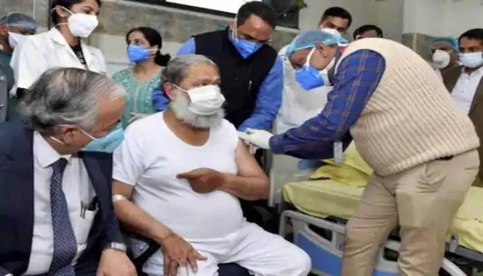 Corona vaccination Haryana