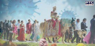 """""""Superspreader events like weddings behind surge of coronavirus in India"""""""