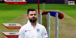 If ball is hitting stumps it should be out: Virat Kohli on umpire call
