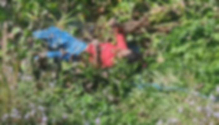 Girl Dead Body in Canal