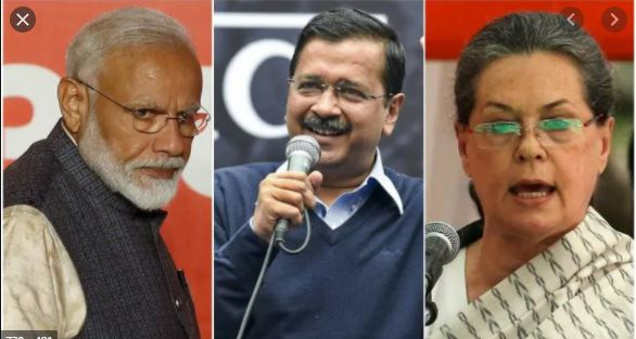 Delhi MCD Election Results 2021 : AAP wins 4/5 seats, Kejriwal says people are fed up with BJP's misrule