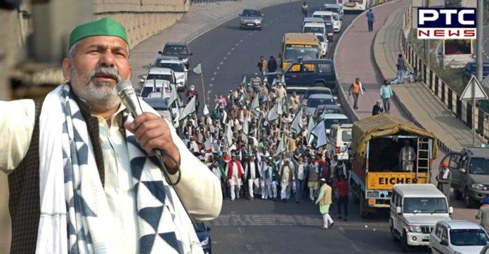 Yes we will block Delhi-Noida border: Rakesh Tikait