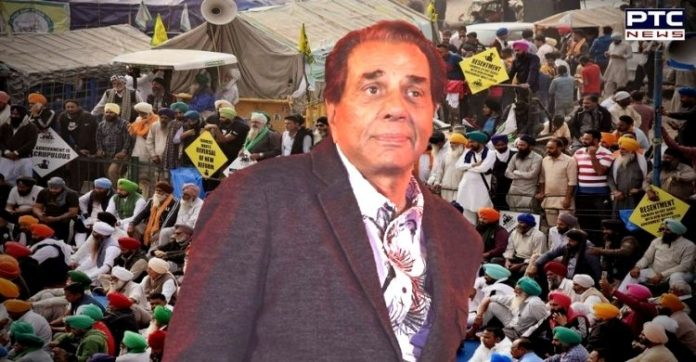Dharmendra Deol comes out in support of farmers, says