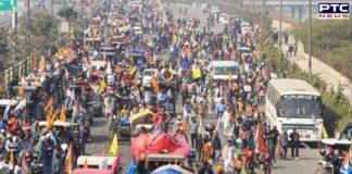 Farmers will march to Parliament in May: Samyukta Kisan Morcha