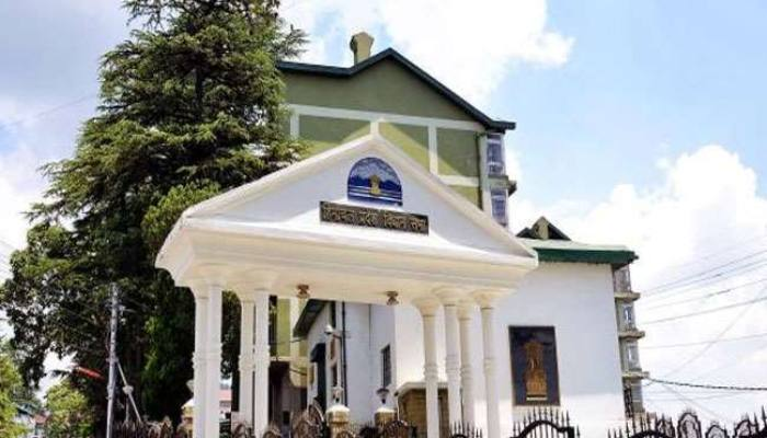 Gian Chand Gupta Shimla Vidhansabha