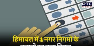 MC Election Himachal