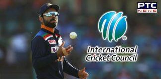 Virat Kohli reaches top position in ICC Men's ODI Player Rankings