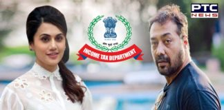 Filmmaker Anurag Kashyap, actor Taapsee Pannu face income tax raids