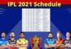 IPL 2021 Updates: From schedule to venue; all you need to know