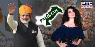 Pakistan to get 'Made In India' vaccine, Kangana Ranaut reacts