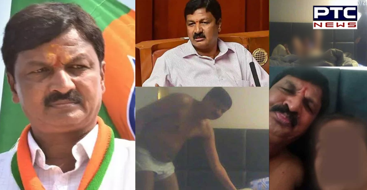 Karnataka minister sex scandal : Ramesh Jarkiholi resigns on 'moral grounds', reiterates he is 'innocent'