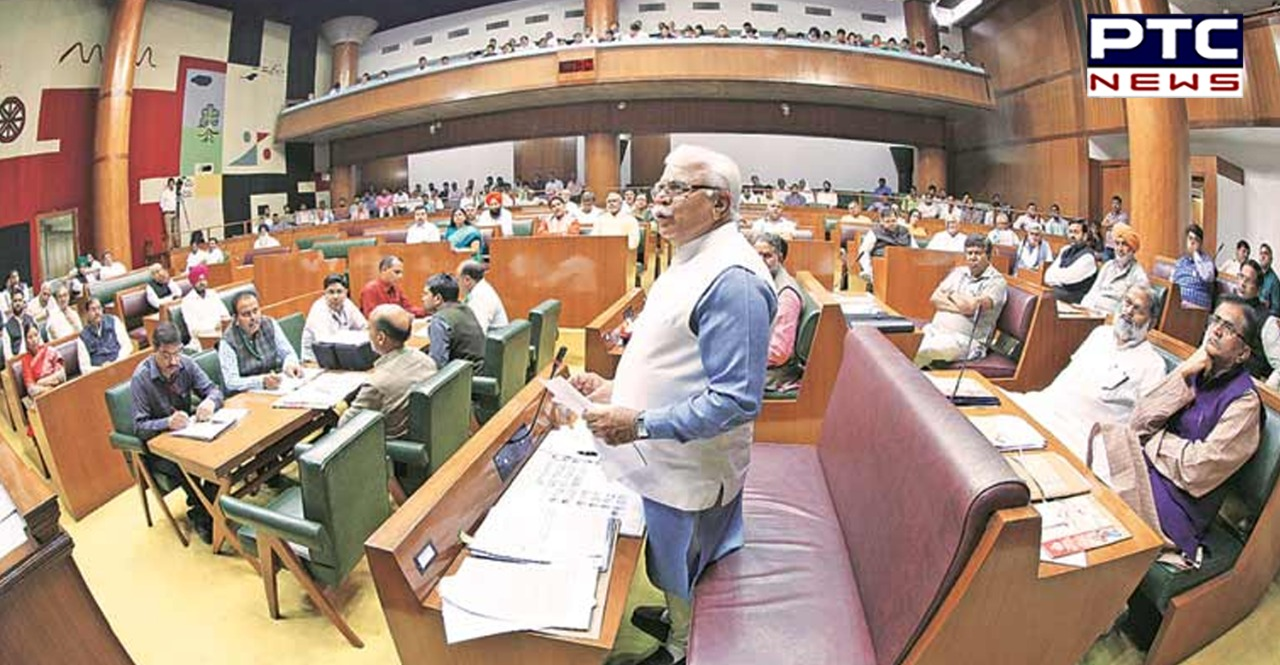 Congress moves no-confidence motion against Haryana govt