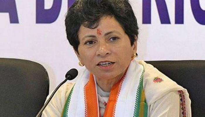 Kumari Selja Appealed to MLA