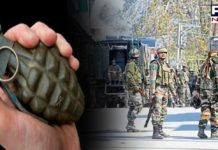 Jammu and Kashmir: Grenade attack on police convoy in Kupwara, failed
