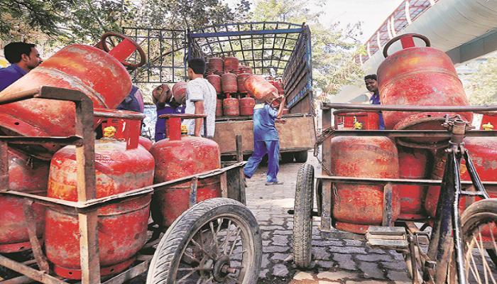 Check LPG Cylinder Price