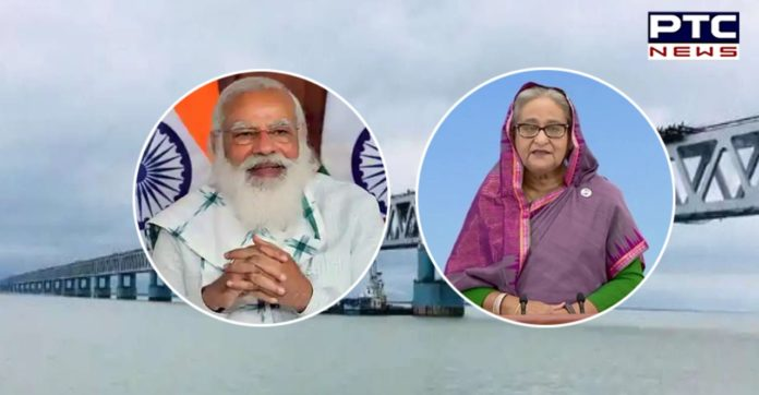 PM Narendra Modi inaugurates 'Maitri Setu' bridge between India, Bangladesh