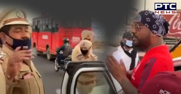Punjabi singer Master Saleem challaned for not wearing mask