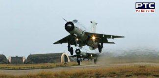 IAF MiG-21 aircraft crash: Group Captain killed in an accident