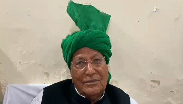 OP Chautala on Farmers Protest