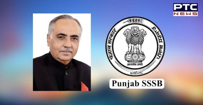 Punjab Government extends term of PSSSB chairman Raman Bahl