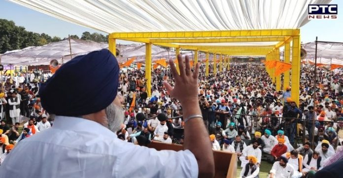 Punjab Mangda Jawaab campaign: Shiromani Akali Dal (SAD) to hold 'dharnas' in all constituencies ahead of presentation of Punjab budget 2021.