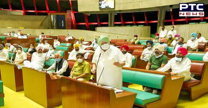 Punjab Budget Session 2021: Proceedings for 3rd day of Vidhan Sabha begin