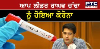 AAP MLA Raghav Chadha Tests Positive For Covid, Isolates Himself