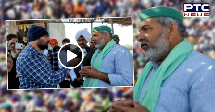 Farmers' Protest will go on till end of this year: Rakesh Tikait in interview