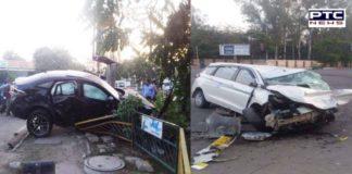 Mohali Road Accident: Three killed as Mercedes rams into Ertiga car