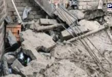 Amloh: Roof collapses during demolition of old house, 2nd class students killed