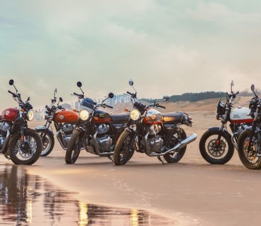 2021 Royal Enfield 650 Interceptor and Continental GT 650 bikes launched