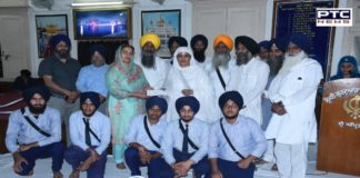 Distribution of more than Rs. 65 lakhs to Amritdhari students studying in the educational institutions of the SGPC