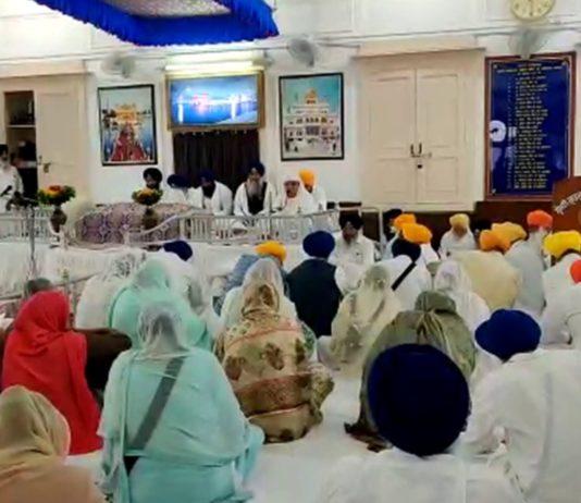 Shiromani Gurdwara Parbandhak Committee tables annual budget