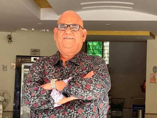Satish Kaushik admitted to hospital for 'proper medical care' after days of home quarantine