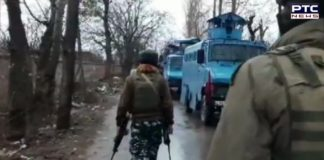Four terrorists killed in Shopian encounter, arms and ammunition seized