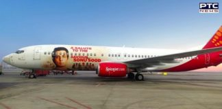 Sonu Sood gets emotional after SpiceJet features actor on aircraft