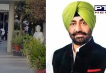 ED raid Sukhpal Singh Khaira house in money laundering case