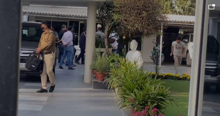 ED raid Sukhpal Singh Khaira house in money laundering case