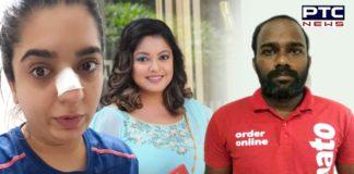 Zomato delivery boy case: Tanushree Dutta slams 'fake feminist celebs'