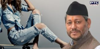Uttarakhand CM says women wearing ripped jeans give wrong message