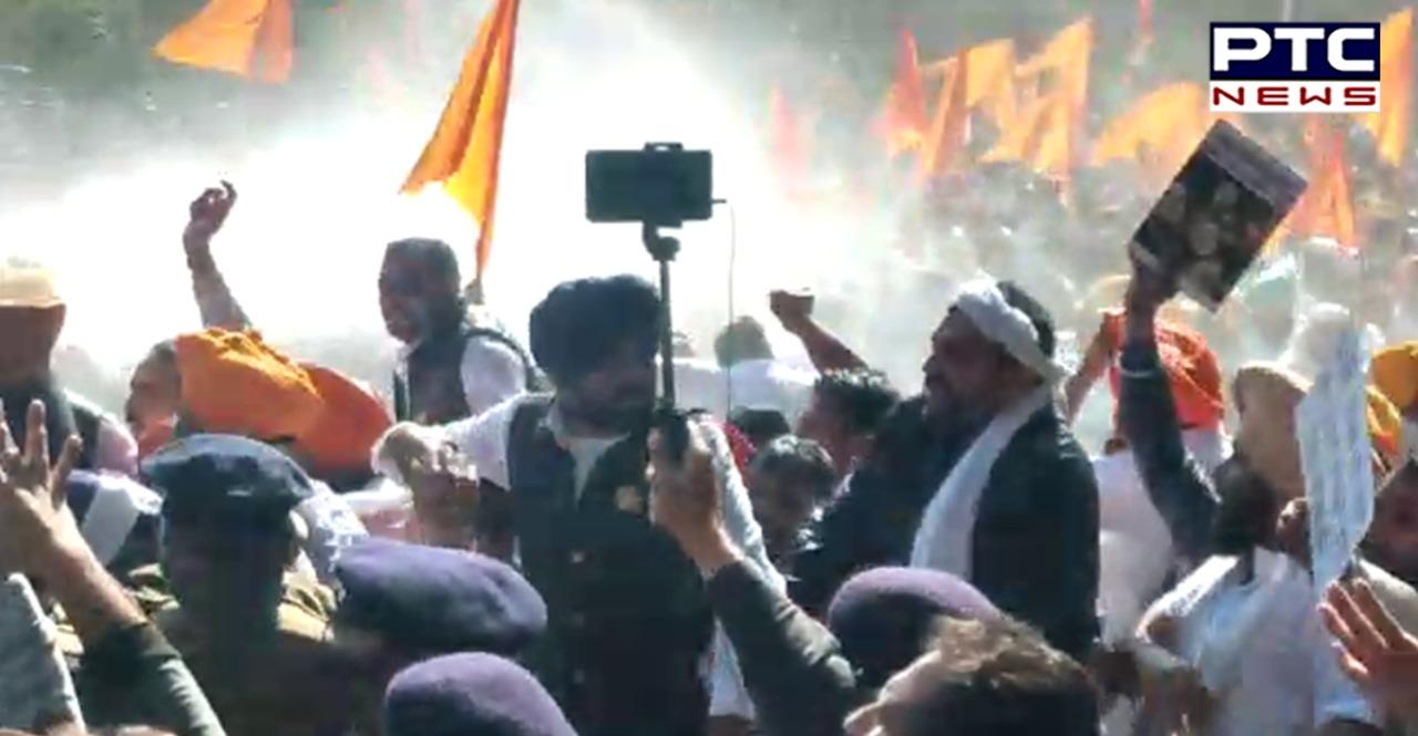 Akali Dal Protest