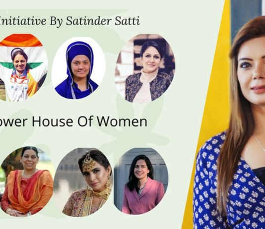 Satinder Satti launches initiative 'Maharani- The Queen' on International Women's Day
