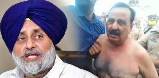 Sukhbir Singh Badal condemns attack on BJP legislator Arun Narang