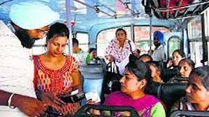Punjab Government announces free bus service for women in the Punjab from April 1