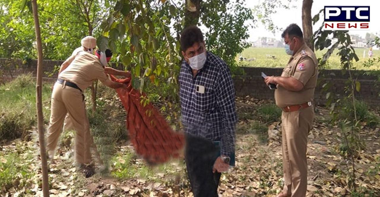Woman's deathbody found in crematorium after murder at Kot Sekhon village near Khanna