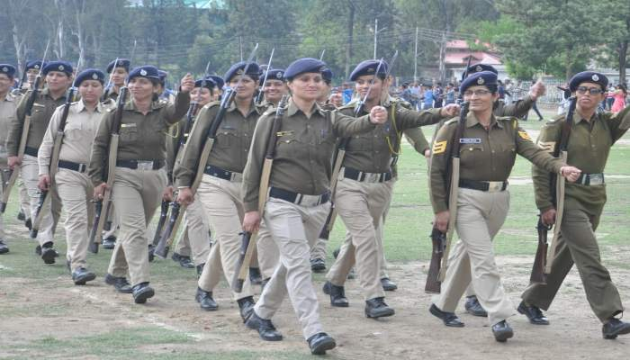 Women police Himachal