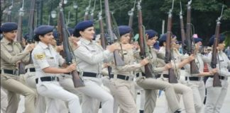 Women police Himachal Photo: Amar Ujala