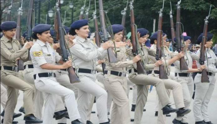 Women police Himachal Photo: Amar Ujala