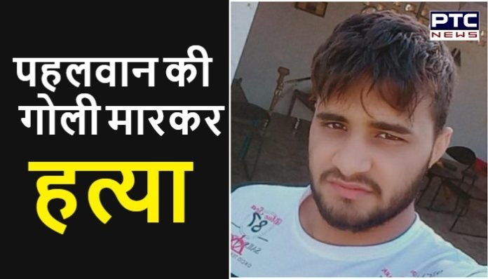 Wrestler Vikram shot dead